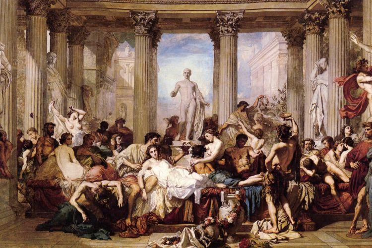 Saturnálie je dobré slavit v co nejširším rodinném kruhu, nezapomínejte proto ani na vzdálené příbuzné.