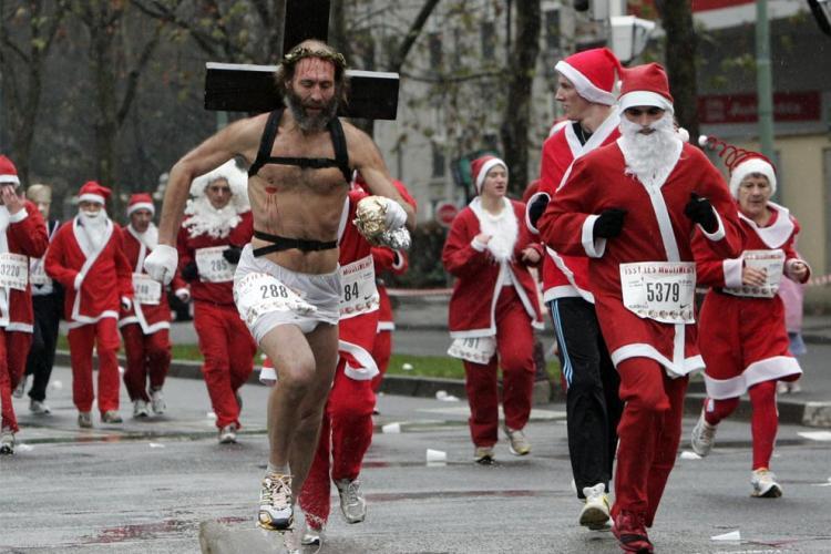 Nosí u vás dárky Ježíšek, nebo Santa Claus?